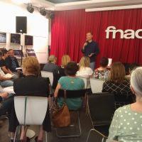 """FNAC Leiria também foi palco de mais um workshop sobre o livro """"Porque Vivemos"""""""